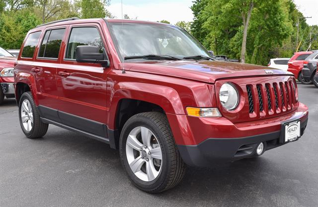 2016 Jeep Patriot - Special Offer