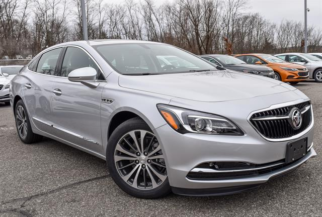 2017 Buick LaCrosse - Special Offer