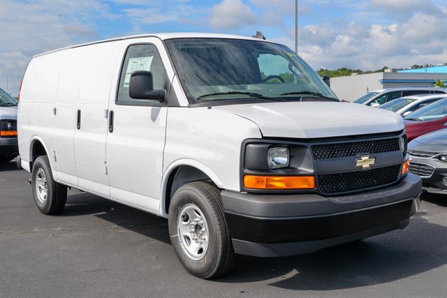 2017 Chevrolet Express Cargo Van - Special Offer
