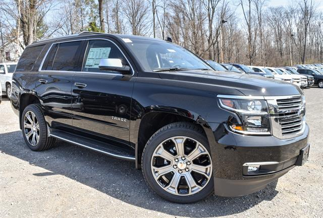 2017 Chevrolet Tahoe - Special Offer