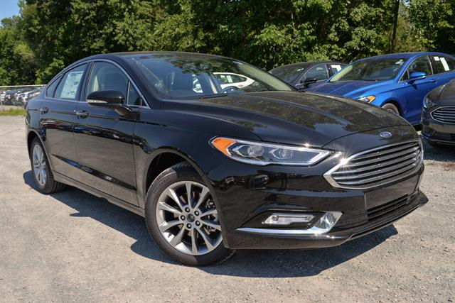 2017 Ford Fusion - Special Offer