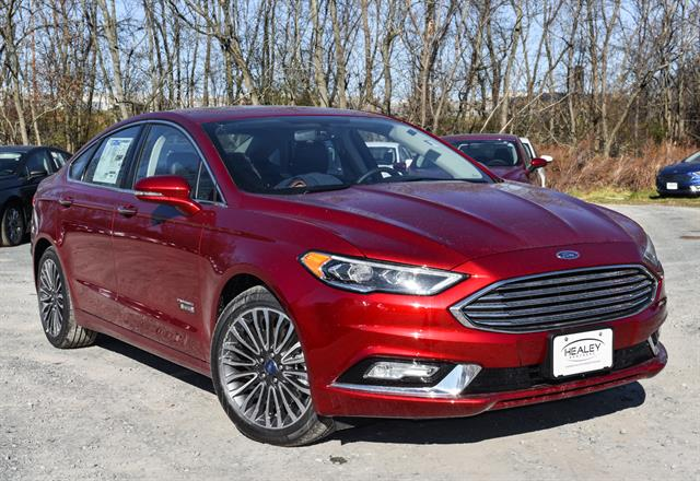 2017 Ford Fusion Energi - Special Offer