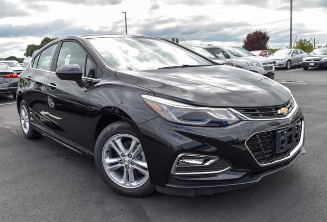 2017 Chevrolet Cruze - Special Offer