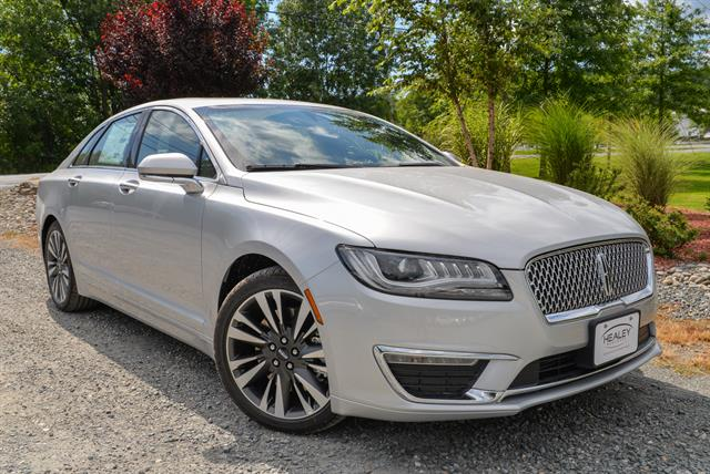 2017 Lincoln MKZ - Special Offer