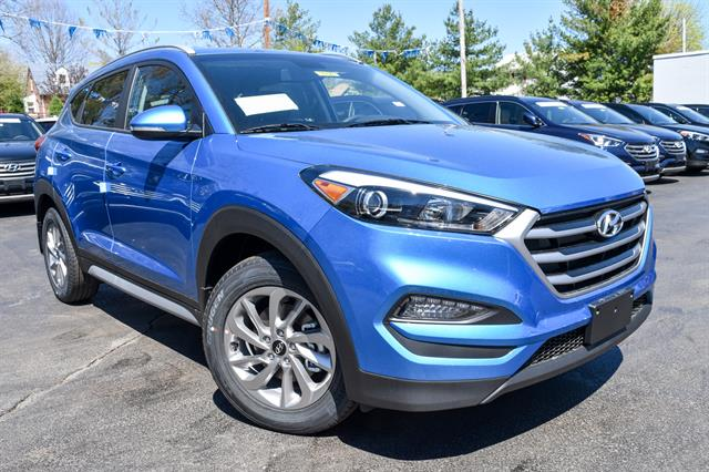 2017 Hyundai Tucson - Special Offer