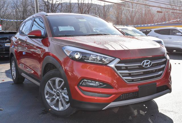 2017 Hyundai Tucson - Special Offer