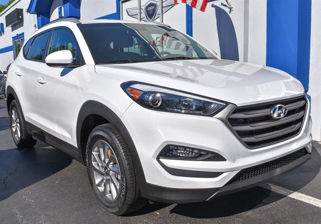 2016 Hyundai Tucson - Special Offer