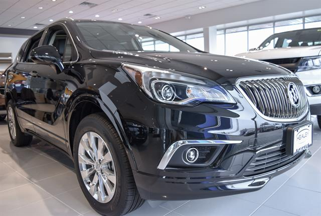 2017 Buick Envision - Special Offer
